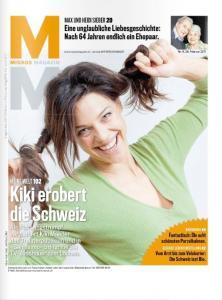 23 Title Migrosmagazin February 2011