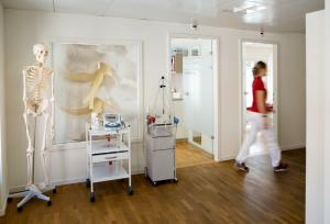 Phystiotherapy center